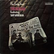 The Beatles The Early Years - Cobblestones Sleeve UK vinyl LP