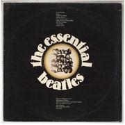 The Beatles The Essential Beatles - 1st - Contract - VG New Zealand vinyl LP