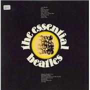 The Beatles The Essential Beatles Australia vinyl LP