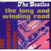 "The Beatles The Long And Winding Road - The Greatest Story Italy 7"" vinyl"