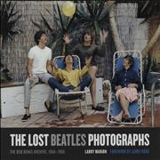 The Beatles The Lost Beatles Photographs: The Bob Bonis Archive 1964-1966 USA book
