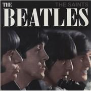 The Beatles The Saints - Lime Green Vinyl UK vinyl LP