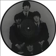 """The Beatles The Savage Young Beatles With Tony Sheridan UK 10"""" Picture Disc"""