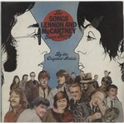 The Beatles The Songs Lennon And McCartney Gave Away - Test Pressing UK vinyl LP