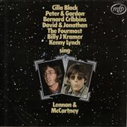 The Beatles The Stars Sing Lennon & McCartney UK vinyl LP