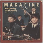 The Beatles The Times Magazine - November 1995 UK magazine