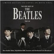 The Beatles The Very Best Of The Beatles 1962-'64 - White Vinyl - Sealed UK vinyl LP
