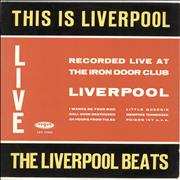 The Beatles This Is Loverpool -  Live At The Iron Door Germany vinyl LP