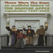 The Beatles Those Were The Days UK book