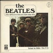 Click here for more info about 'The Beatles - Ticket To Ride - 1976'