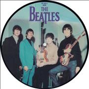 "The Beatles Ticket To Ride UK 7"" picture disc"