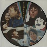 The Beatles Timeless USA picture disc LP