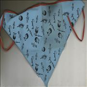 Click here for more info about 'Triangular Head Scarf - Blue'