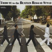The Beatles Tribute To The Beatles Reggae Style UK 3-LP vinyl set