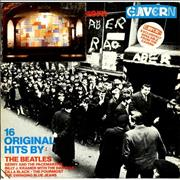 The Beatles Tribute To The Cavern UK vinyl LP