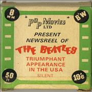 Click here for more info about 'The Beatles - Triumphant Appearance In The USA - Pop Movies'