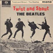 Click here for more info about 'The Beatles - Twist And Shout EP - 5th'