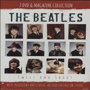 The Beatles Twist And Shout UK 2-disc CD/DVD set