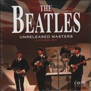 The Beatles Unreleased Masters - Sealed Box Set UK 4-CD set