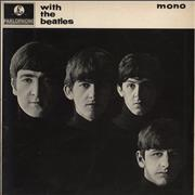 Click here for more info about 'With The Beatles - 1st - VG - G&L Sleeve'
