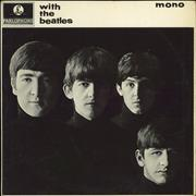 Click here for more info about 'The Beatles - With The Beatles - 2nd - Gotta - VG'
