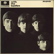 The Beatles With The Beatles - 2nd - WOC UK vinyl LP