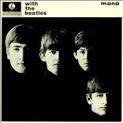 Click here for more info about 'The Beatles - With The Beatles - 2nd EJD - VG'