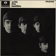 Click here for more info about 'The Beatles - With The Beatles - 2nd EJD -Gotta - VG - WOC'