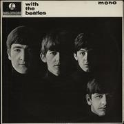 Click here for more info about 'With The Beatles - 2nd'