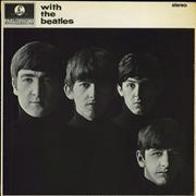 Click here for more info about 'The Beatles - With The Beatles - 3rd - EX'