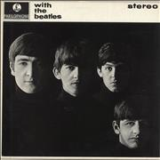 Click here for more info about 'The Beatles - With The Beatles - All Rights - EX'