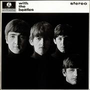 Click here for more info about 'With The Beatles - EMI - Fr Lam'