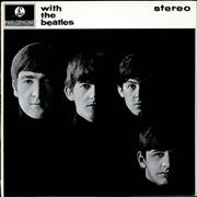 Click here for more info about 'The Beatles - With The Beatles - EMI - Fr Lam - EX'