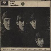 The Beatles With The Beatles - Mono Reel-To-Reel Tape UK Reel to Reel