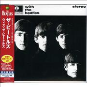 The Beatles With The Beatles Japan CD album