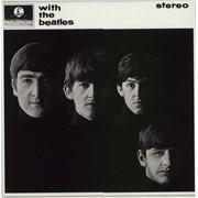 The Beatles With The Beatles UK vinyl LP
