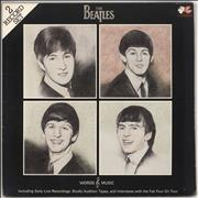 The Beatles Words & Music UK 2-LP vinyl set
