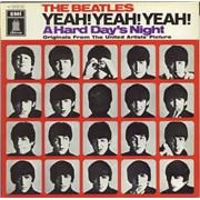 The Beatles Yeah! Yeah! Yeah! - Green Label Germany vinyl LP