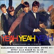 Click here for more info about 'The Beatles - Yeah Yeah Yeah - Kulturen Exhibition'