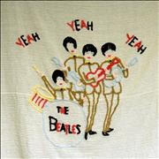Click here for more info about 'Yeah Yeah Yeah Flanelette Bedspread'