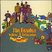 Click here for more info about 'Yellow Submarine - 1st - EX'