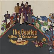 Click here for more info about 'The Beatles - Yellow Submarine - 3rd - EX'