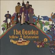 Click here for more info about 'The Beatles - Yellow Submarine - 3rd - VG'