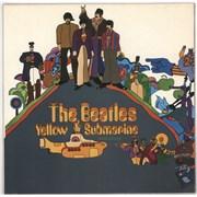 The Beatles Yellow Submarine - 3rd UK vinyl LP