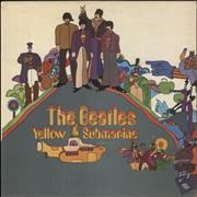 The Beatles Yellow Submarine - Pathé UK vinyl LP