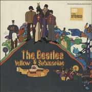 The Beatles Yellow Submarine - Sealed USA vinyl LP