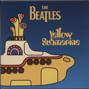 The Beatles Yellow Submarine Songtrack - EX UK vinyl LP