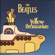 Click here for more info about 'The Beatles - Yellow Submarine Songtrack - Yellow Vinyl - EX'