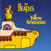 The Beatles Yellow Submarine Songtrack Sampler UK CD single Promo