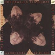 "The Beatles Yesterday - 25th Anniversary UK 7"" vinyl"